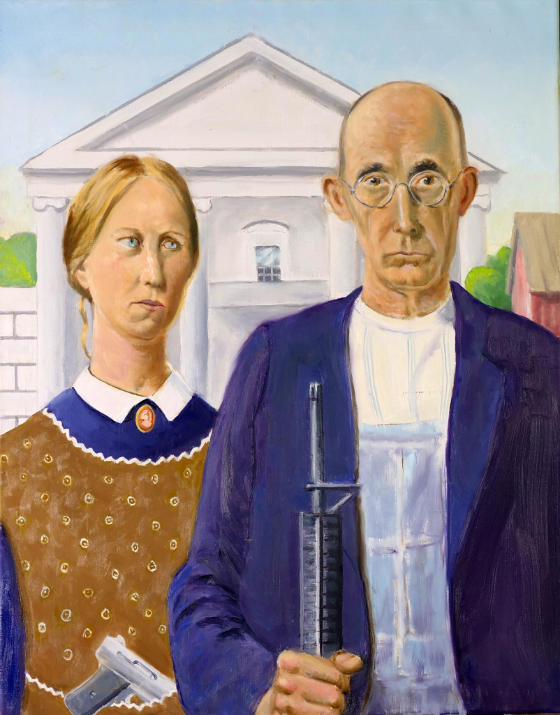 image of New American Gothic